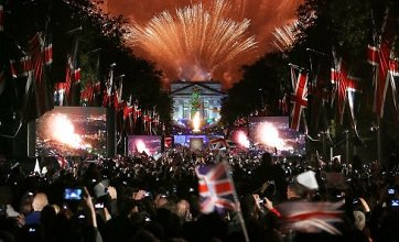 Diamond Jubilee Concert finale watched by audience of 17 million