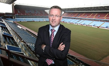 Paul Lambert vows to bring glamour football back to Aston Villa