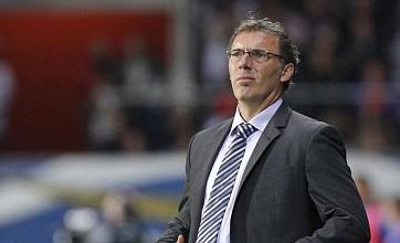 France coach Laurent Blanc has the Bleus despite victory