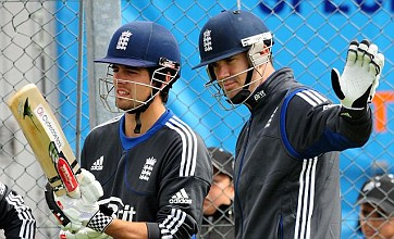 Alastair Cook: We're not limited in our options to replace Kevin Pietersen