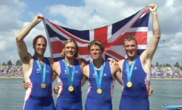 All or nothing as coxless fours rule in Sydney Olympics 2000