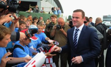 Wayne Rooney calls on England to deliver for fans at Euro 2012
