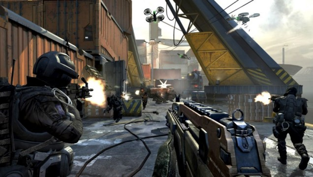 Call Of Duty: Black Ops II - command and conquer