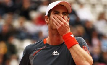 Andy Murray crashes out of French Open in four sets to David Ferrer