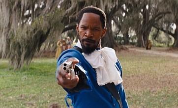 Django Unchained trailer shows Jamie Foxx getting bloodthirsty