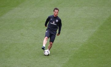 England's Scott Parker determined to make up for lost time at Euro 2012