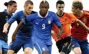 Euro 2012 sweepstake kit: Pick your European Championships winner