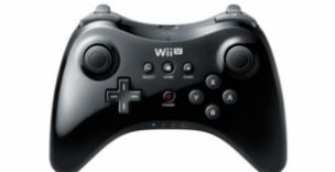 Wii U Pro Controller - for old-fashioned gamers