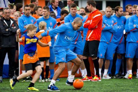 Nigel de Jong, Holland