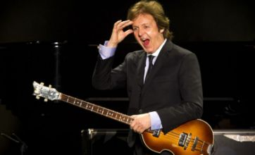 Paul McCartney reveals 'refused to play Hey Jude at Diamond Jubilee gig'