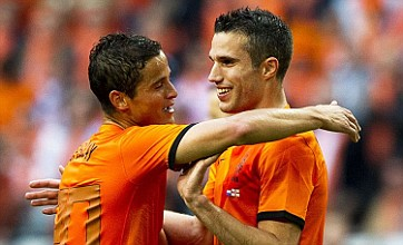 Robin van Persie's Arsenal form can clinch Euro 2012 for Holland – Edgar Davids