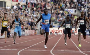 Usain Bolt wins Olympic warm-up in Oslo but Jessica Ennis is disqualified