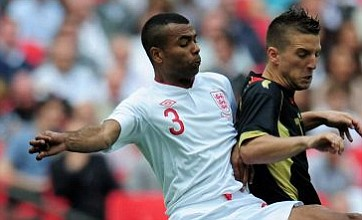 Ashley Cole injury fears heighten as defender cuts short England training session