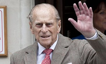 Prince Philip cleared for 91st birthday party after waving goodbye to hospital
