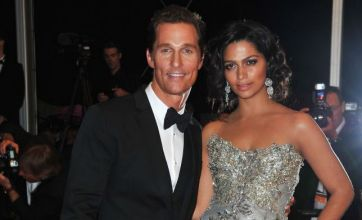 Matthew McConaughey weds Camila Alves in intimate Texas ceremony