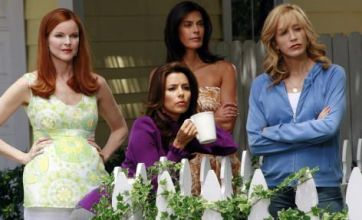 Desperate Housewives went out as expected with happy endings all round