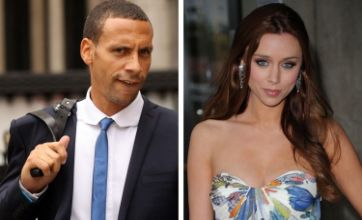 Rio Ferdinand and Una Healy to judge sports talent show Let's Get Gold