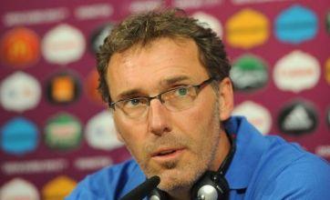 Les Bleus not favourite for Euro 2012 triumph, says France coach Blanc