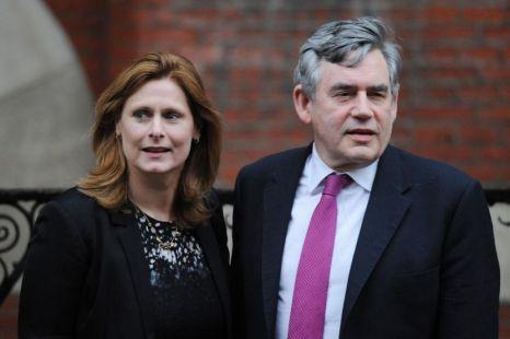 Gordon Brown, Sarah Brown