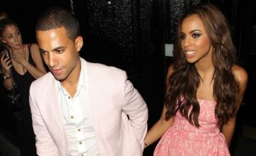 Rochelle Wiseman and Marvin Humes enjoy first outing since hen and stag dos