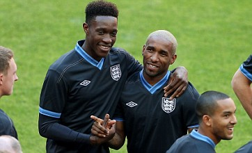 Jermain Defoe: I want to score against France for my dad