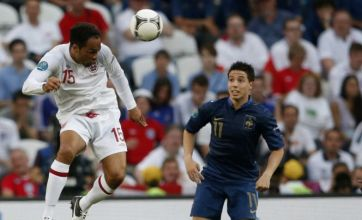 Joleon Lescott helps England to 1-1 draw with France in Euro 2012 opener