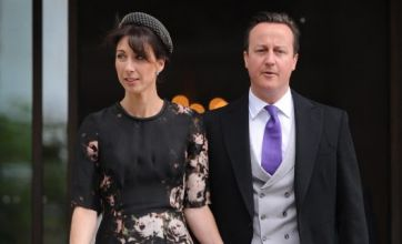Camerons 'take full blame' for leaving daughter, 8, behind in pub