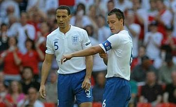 Ukraine chief turns racism spotlight on England over Rio Ferdinand snub