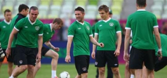 Richard Dunne hopeful for Spain Euro 2012 match
