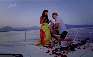 The Only Way Is Marbs saw Mario propose to Lucy in Essex-On-Sea