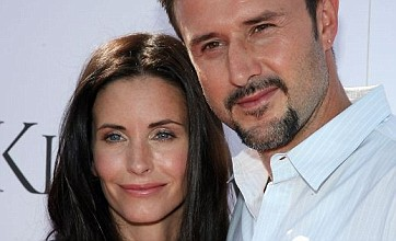 David Arquette marks Courteney Cox anniversary with divorce papers