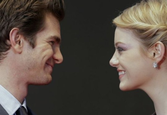 Andrew Garfield, The Amazing Spider-Man, Emma Stone