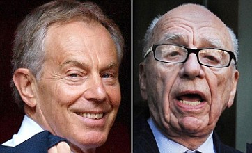 News Corp rejects claims Rupert Murdoch pressured Tony Blair over Iraq war