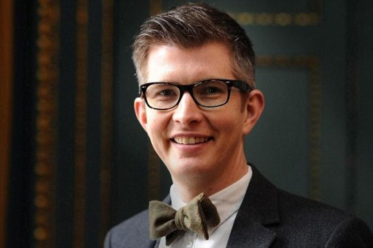 TV choirmaster Gareth Malone who became an Officer of the British Empire (OBE) in the Queen's Birthday Honours List published today