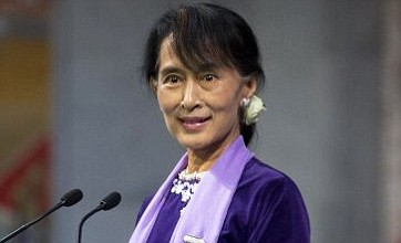 Aung San Suu Kyi finally delivers Nobel Peace Prize acceptance speech