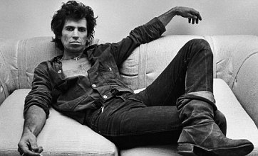 Unknown Brit cast as Keith Richards in Andre 3000's Jimi Hendrix biopic