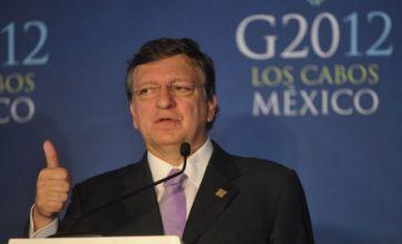 EU chief Barroso blames US banks for eurozone crisis at G20 summit