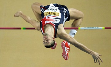 High jumper Robbie Grabarz aims to leap into Olympic medal contention