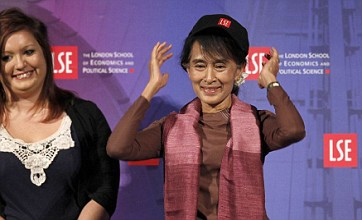 Aung San Suu Kyi: All the support helped me fight junta