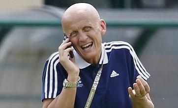 Pierluigi Collina hits back at Sepp Blatter's demand for technology