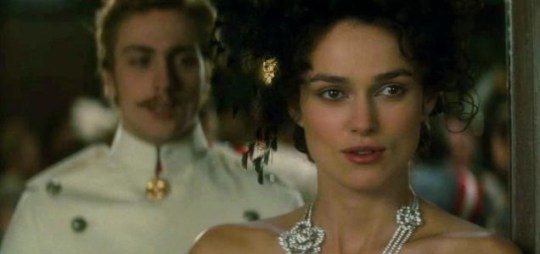 Anna Karenina, Keira Knightley, Jude Law, Aaron Johnson