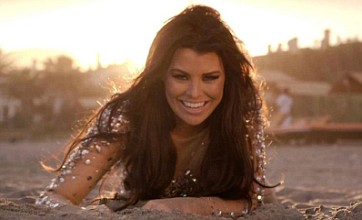 Jessica Wright takes to the beach in video for debut single Dance All Night