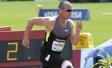 Oscar Pistorius makes South Africa's Paralympic team but Olympic hopes fading