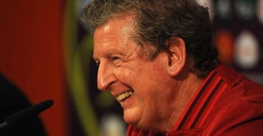 England Euro 2012 Italy football Roy Hodgson