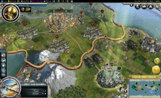 Civilization V: Gods & Kings (PC) – everybody wants to rule the world