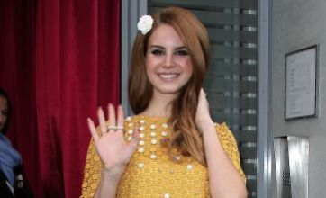 Lana Del Rey admits: Nerves get the better of me on stage – but not in UK