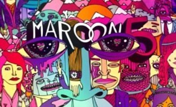 Maroon 5's Overexposed goes back to disco, but not too much