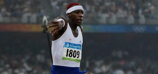 London 2012 Olympics athletics