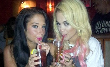 Tulisa loses thousands of Twitter followers after foul-mouthed rant