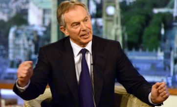 Tony Blair: UK could still join euro when crisis is over